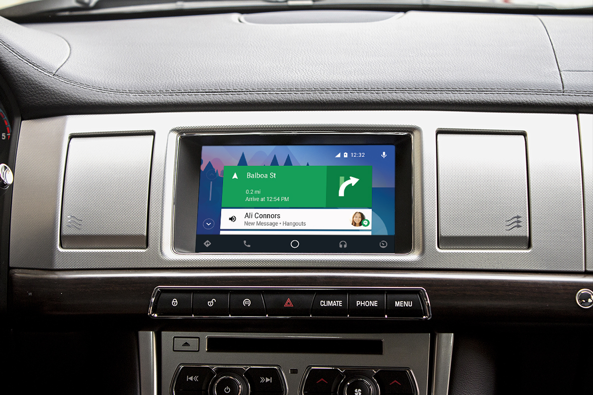 Apple CarPlay & Android Auto USB dongle for NaviTouch