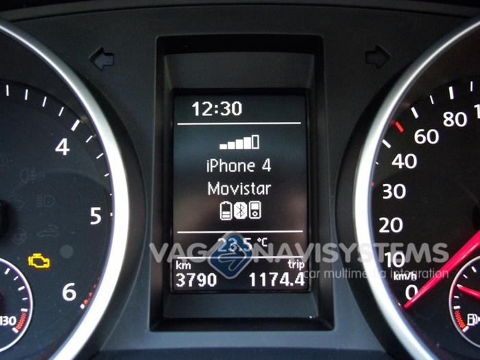 Bluetooth Volkswagen Genuine