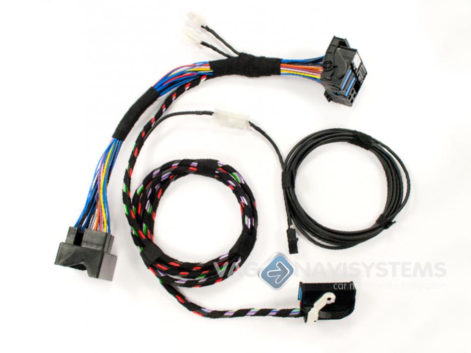 cable set plug  u0026 play - oem bluetooth