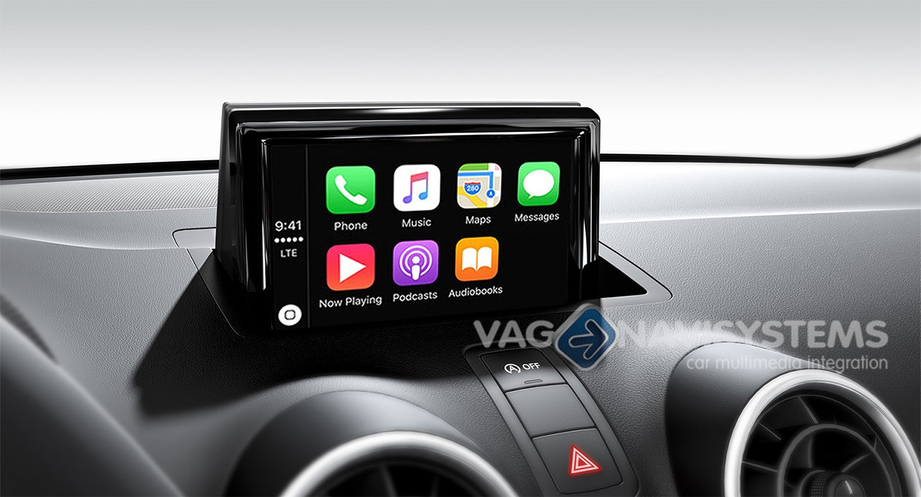Apple CarPlay & Android Auto USB dongle for NaviTouch® Android