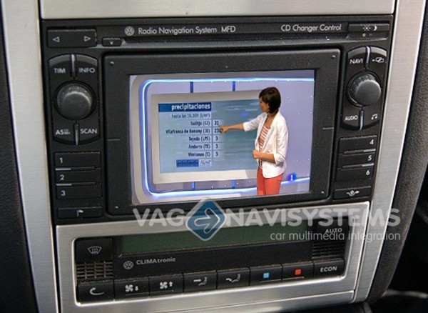 Multimedia Interface C Logic Lite Vw Mfd1 Audi Navi
