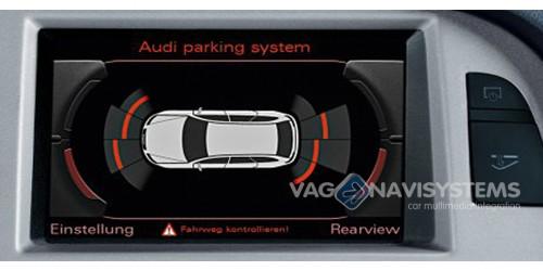 Audi Parking System APS+ - PDC Parking distance control