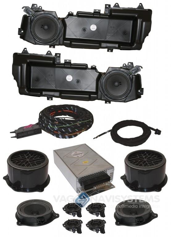 kit de reequipamiento audi mmi 2g basic plus sistema. Black Bedroom Furniture Sets. Home Design Ideas