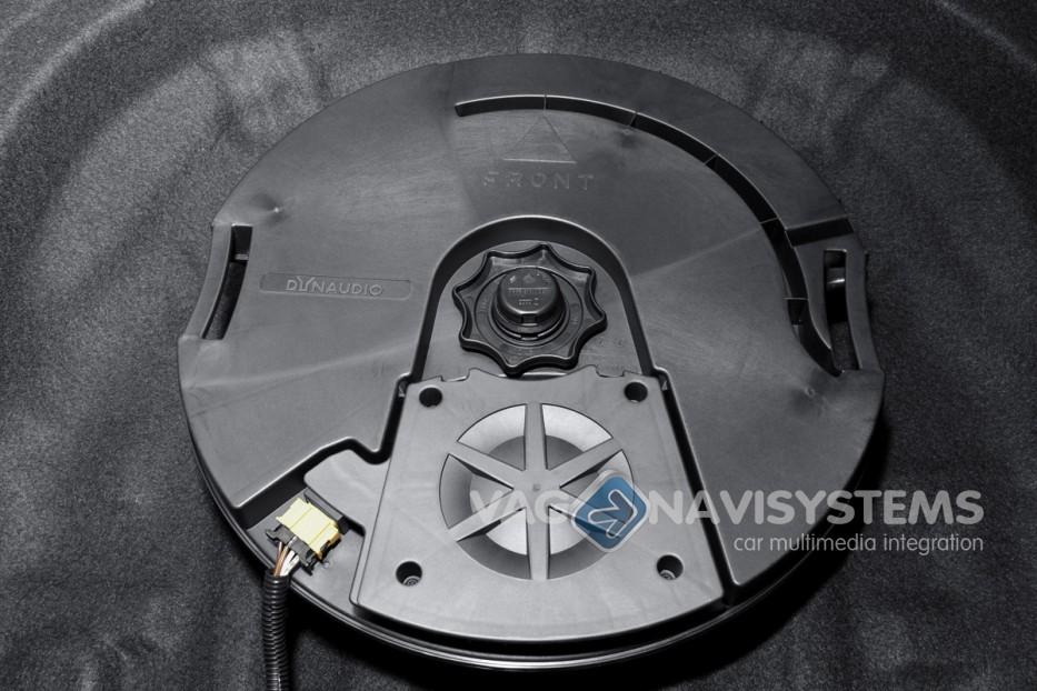 Kit De Reequipamiento Sistema De Sonido Dynaudio Vw