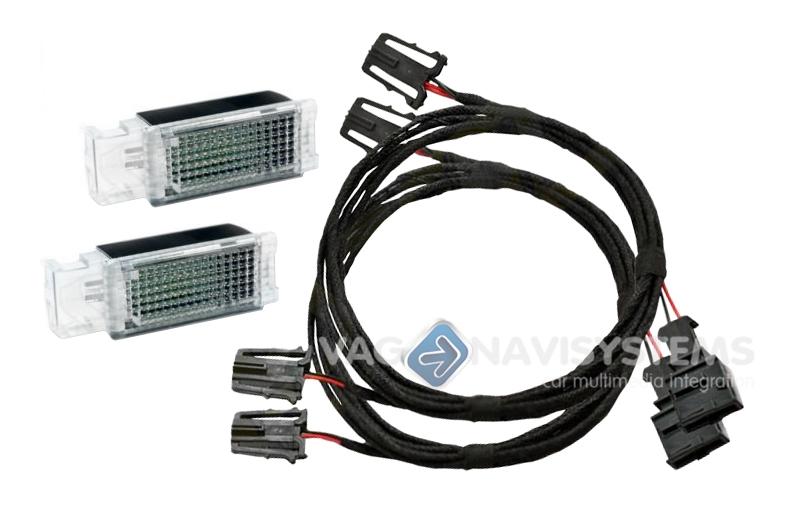 kit de reequipamiento luces de cortes u00eda traseras para