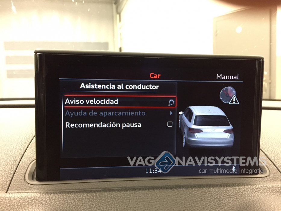 retrofit kit mmi navigation plus with mmi touch maps included at rh vag navisystems com