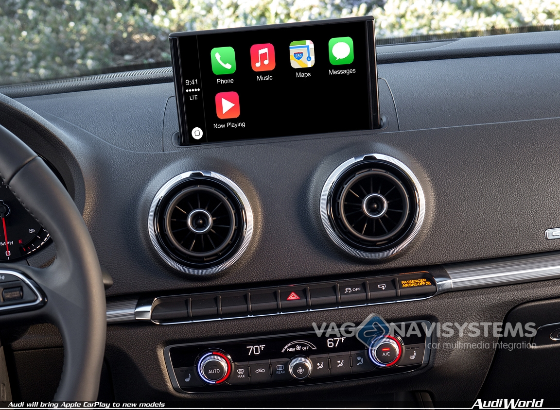 kit de reequipamiento mmi navigation plus mib 2 audi mmi high 7 apple carplay android auto. Black Bedroom Furniture Sets. Home Design Ideas