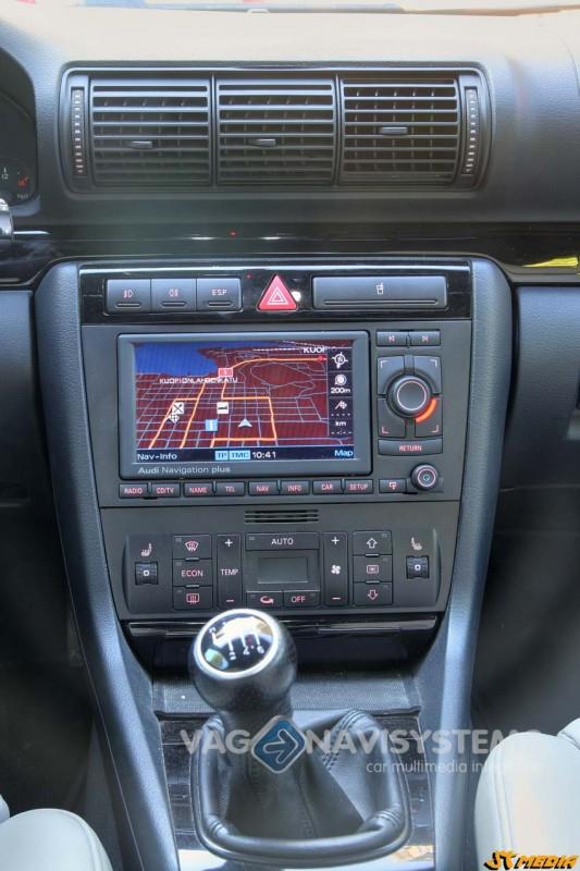 Navegador Audi Rns E Dvd 4b0035192x Audi A6 S6 Rs6