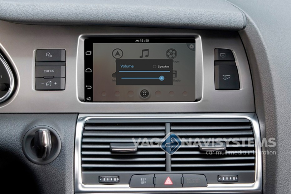 navegador audi a4 a5 a6 a8 q7 mmi 2g 7 color android gps wifi 3g usb sd ebay. Black Bedroom Furniture Sets. Home Design Ideas