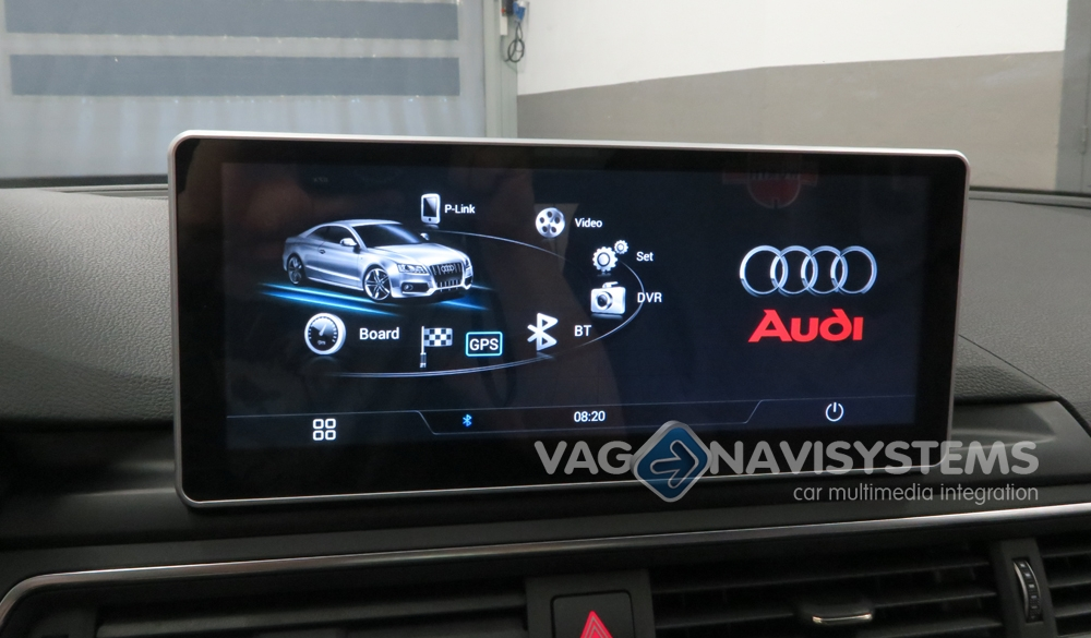 Touch Navigation system - NaviTouch® Android - GPS, Wifi, 3G, USB