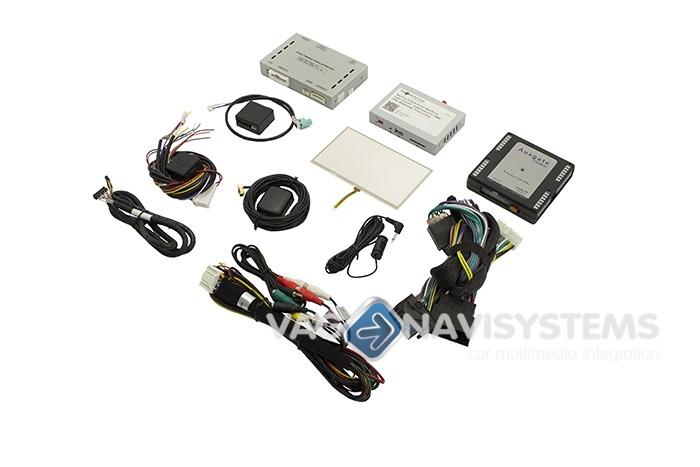 Navegador Audi Mmi 3g 3g  6 5  7 U0026quot  8 U0026quot  A4 A5 Q5 A6 A8 Q7