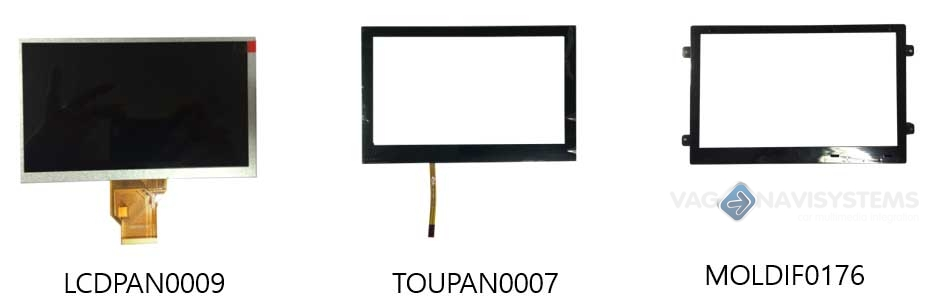 Complete Monitor replacement 7