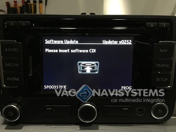 Rns 310 Bluetooth Audio Not Working