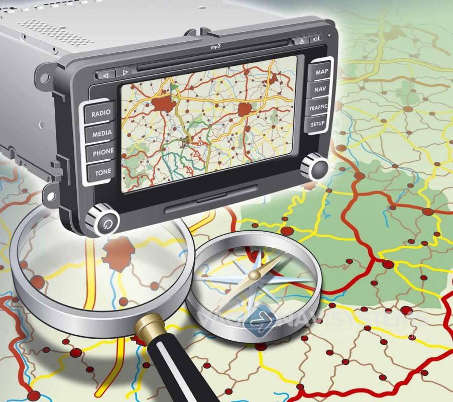 Rns 510 Maps Tool