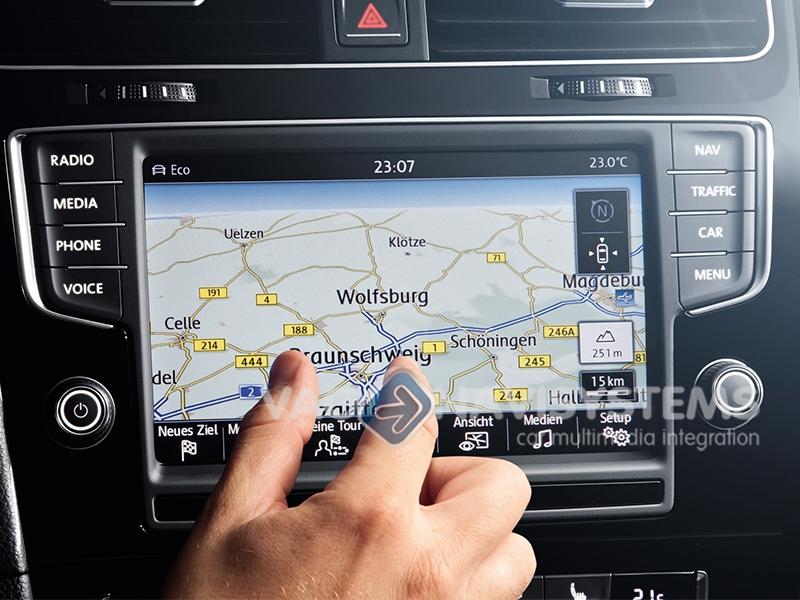 Map update Service - Seat, Skoda and Volkswagen vehicles