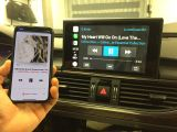 CarPlay LINK® V2 - Audi A6, A7 (4G), A8 (4H) Apple CarPlay + Android Mirror Link, Interface Plug & Play Wireless