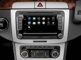 NaviTouch® Android 3.0 - GPS, Wifi, 3G, USB, SD - Android para RNS 510 - Volkswagen, Seat, Skoda